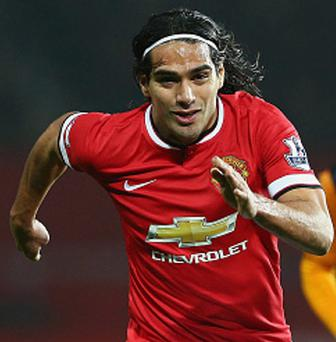 Still got it: Radamel Falcao wants to get back to his best
