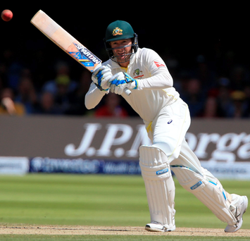 Michael Clarke expressed his joy at Australia's bounce back against England