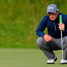 Ireland's golfer Paul Dunne would be the first amatuer to win The Open for 85 years.