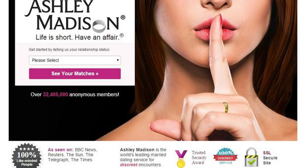 Ashley Madison. Hackers claim to have records of every single member of the controversial site, which has the slogan 'Life is short. Have an affair'