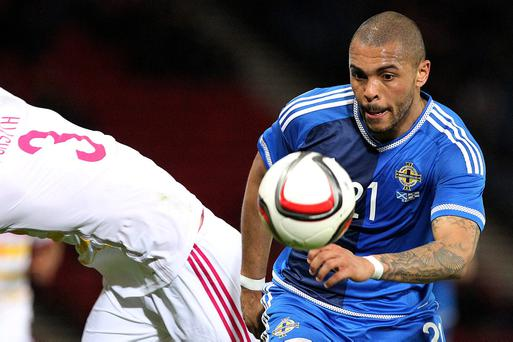 Magennis believes his time at the Milk Cup with County Down really helped his progression
