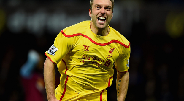 Rickie Lambert began his career at Blackpool, having been previously dropped by Liverpool as a youngster.