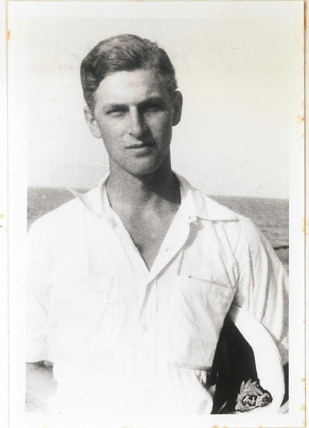 Prince Philip of Greece in Ramillies 1939