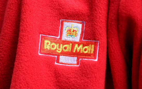 Under fire: Royal Mail