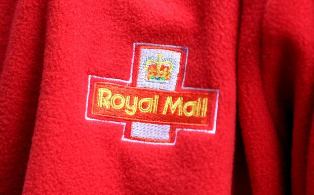 Royal Mail failed to increase its sales during the first three months of this year