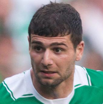 Nadir Ciftci was suspended after being found guilty of biting Jim McAlister during a Dundee derby on the final day of last season