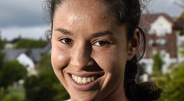 Lucy Octave won a straight-sets victory