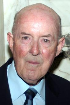 Big contribution: Derek Scott, who has died aged 86 PRESSEYE