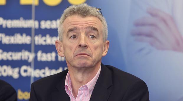 Bid: Ryanair's Michael O'Leary