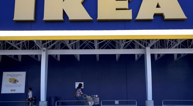 Ikea opened in Belfast in 2007