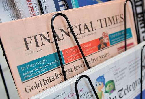 Pearson has owned the Financial Times for nearly sixty years