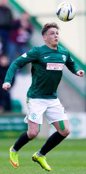 Hibs said that Rangers' bid for Scott Allan was 'rejected out-of-hand'