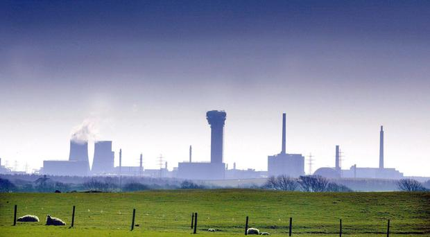 Cameras are being allowed behind the scenes at the Sellafield nuclear power plant as part of a season of TV shows exploring the atomic age