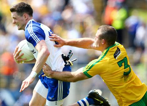 The Monaghan-Donegal Ulster final was an example of 'absorbing, tactical' football