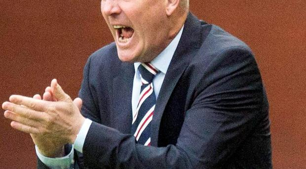 Mark Warburton says he has his club's best interest at heart