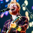 Ed Sheeran performs in concert at Croke Park, Dublin. Photo: Brian Lawless/PA