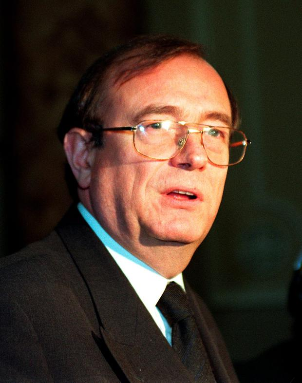 Lord Sewel has resigned as Lords Deputy Speaker after The Sun on Sunday published video of him allegedly taking drugs with prostitutes, sources at the House of Lords said. Suzanne Hubbard/PA Wire.