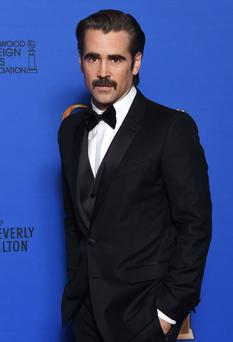 Actor Colin Farrell is set to be best man at his brother's wedding once legislation is passed to allow for gay marriages in the Republic