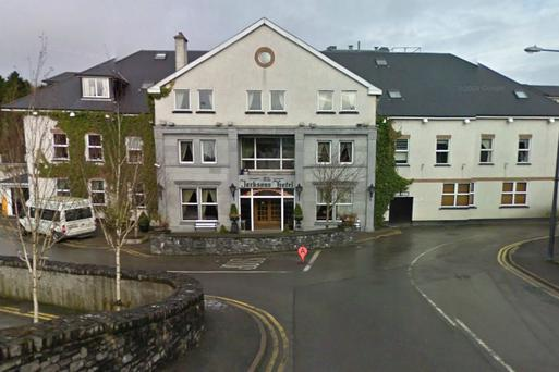 Jackson's Hotel in Ballybofey was put into administration in January
