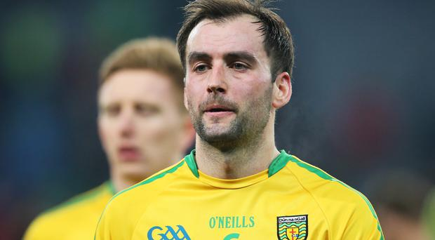 Karl Lacey of Donegal