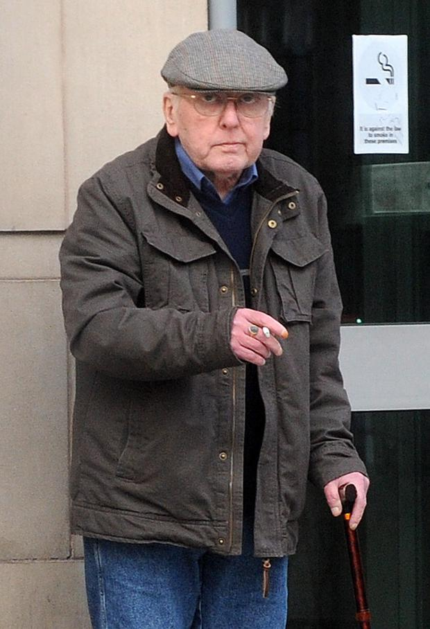 Patrick Toal was sentenced at Belfast Crown Court for abusing two girls in the same family