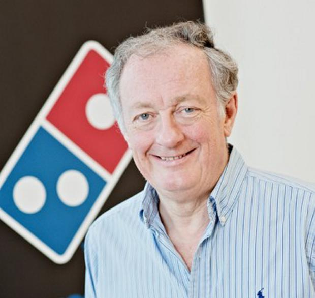 Domino's chief David Wild