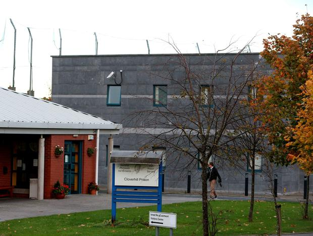 File photo of Cloverhill court and prison in west Dublin. Photo: Brian Lawless/PA