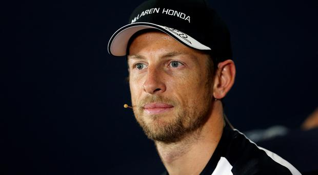 Speculation: Jenson Button