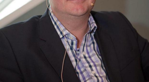 Michael Black, general manager