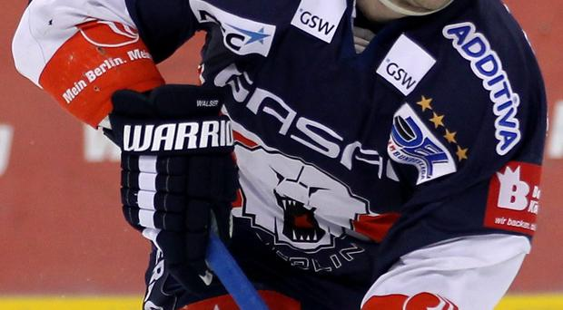 New face: Derrick Walser has joined Giants as player-coach