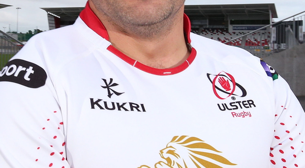 Ulster Rugby star Rory Best