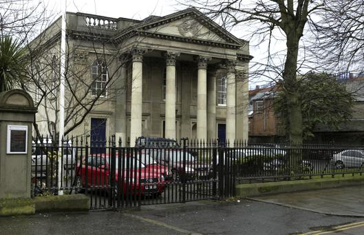 St George's Church in High Street, Belfast