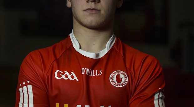Influential: Tyrone's Mark Bradley