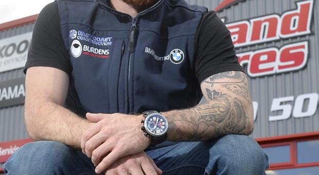 Tough test: Lee Johnston is expecting the Ulster Grand Prix at Dundrod to be hotly contested