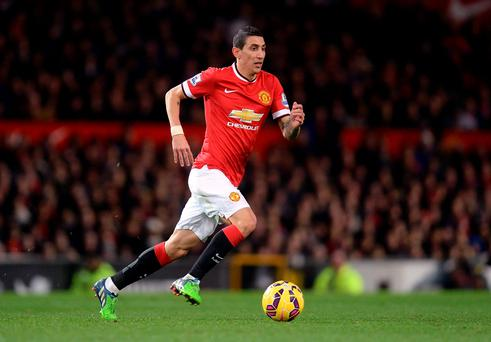 Angel di Maria will have a medical with Paris St Germain after Manchester United agreed to sell the midfielder to the French club for €63million.