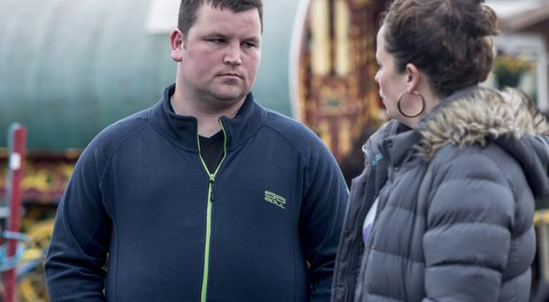 John Connors alongside Neil Conroy in the popular crime series Love/Hate.
