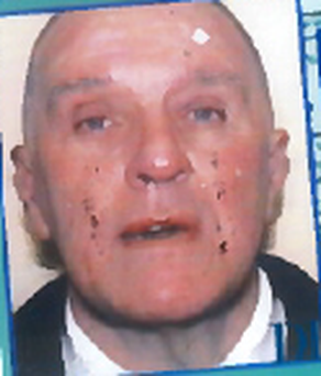 A more up-to-date photo of missing person Norman Galbraith pic PSNI