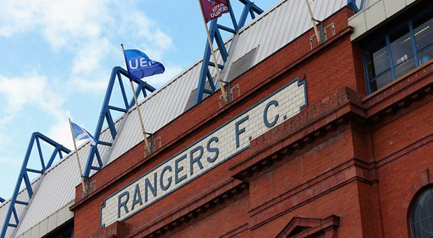 Ibrox Stadium is the home of Rangers Football Club
