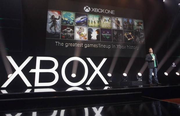 Microsoft's Xbox was the first press conference at Gamescom 2015