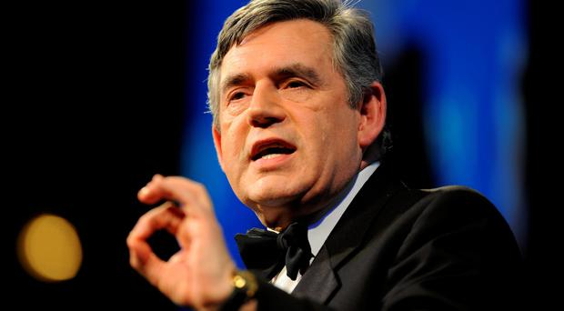 Former prime minister Gordon Brown who had one vote-winning quality that is notably lacking in the two frontrunners for the Labour leadership - his voice. Fiona Hanson/PA Wire.