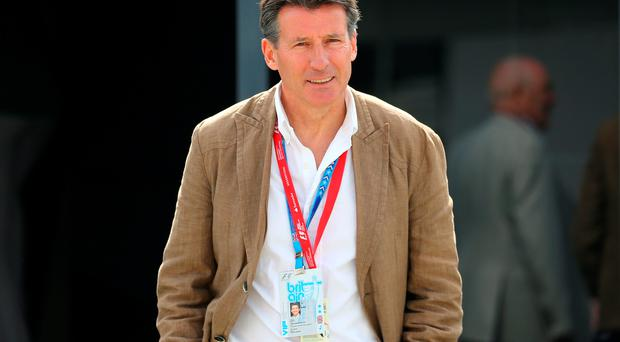 Hard hitting: Lord Coe has slammed his sport's critics