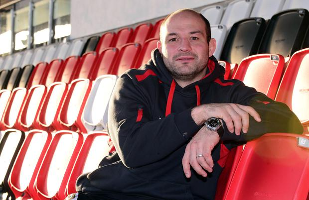Ulster Rugby star and farmer Rory Best has appealed to fans to back farmers in their battle for better produce prices