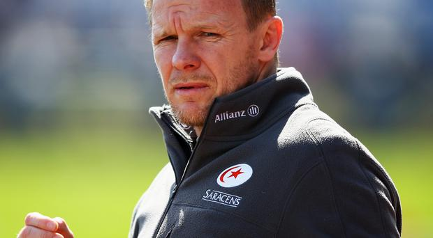 Former Ulster coach Mark McCall will oversee Saracens as they take on the province