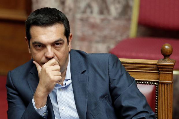Greek prime minister Alexis Tsipras is resigning
