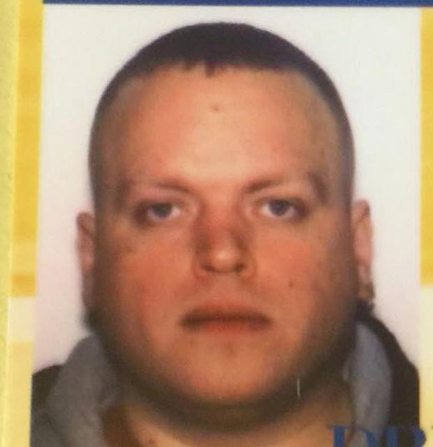 Missing man Jonathan Tipping Picture: PSNI