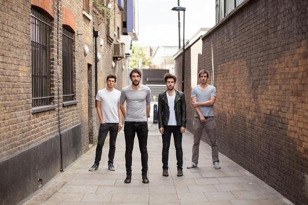 The Coronas play the Ulster Hall, Belfast on Sunday December 20