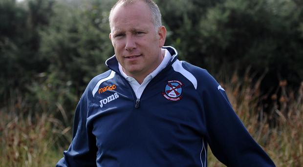 Abbey Villa manager, TJ Young