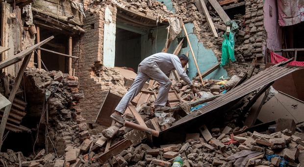 Since April's earthquake, which killed nearly 9,000 people, Nepal has been desperate to bring back the tens of thousands of tourists who enjoy trekking the country's mountain trails and climbing its Himalayan peaks