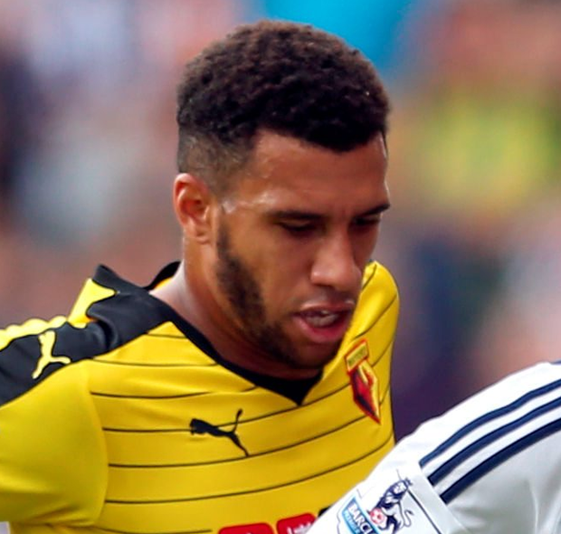 After a great performance, Watford's Etienne Capoue missed a chance to win victory for his side