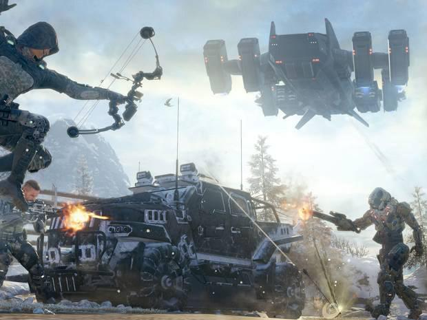 Call of Duty: Black Ops 3 beta - The chance to try out the new game will run until August 31 and is free to people who own the previous games, if they can get on